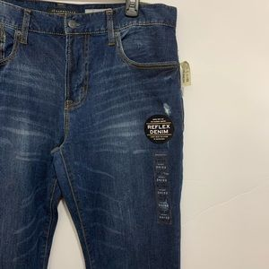 Aeropostale Skinny Reflex Denim Jeans 34/32